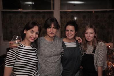 Stripy team of KinoVinoVenice