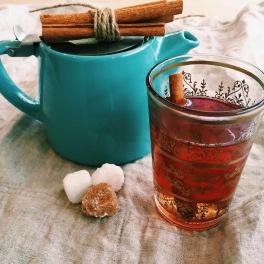 My personal favourite cinnamon tea
